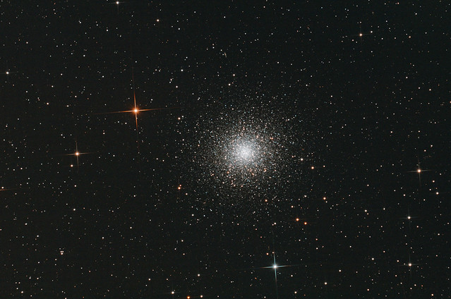 VCSE - Messier 13 - Majoros Attila