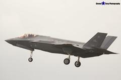 14-5091 HL - AF-092 - USAF - Lockheed Martin F-35A Lightning II - Lakenheath, Suffolk - 170420 - Steven Gray - IMG_5021