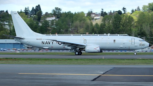 Boeing P-8A Poseidon USN N843DS (169330) LN6300