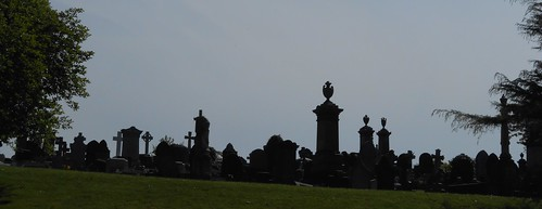 Hillside graves of many shapes and sizes | by :: Wendy ::