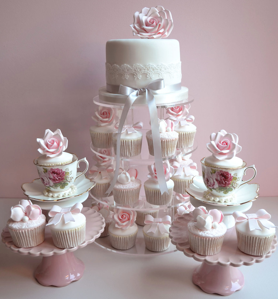 A Selection Of Cupcakes For Claire's
