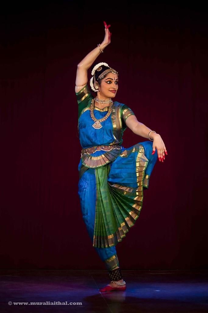 Bharatanatyam Krishna Poses