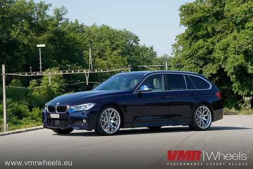 Vmr Wheels V710 Hyper Silver Bmw 3er F31 Vmr Wheels