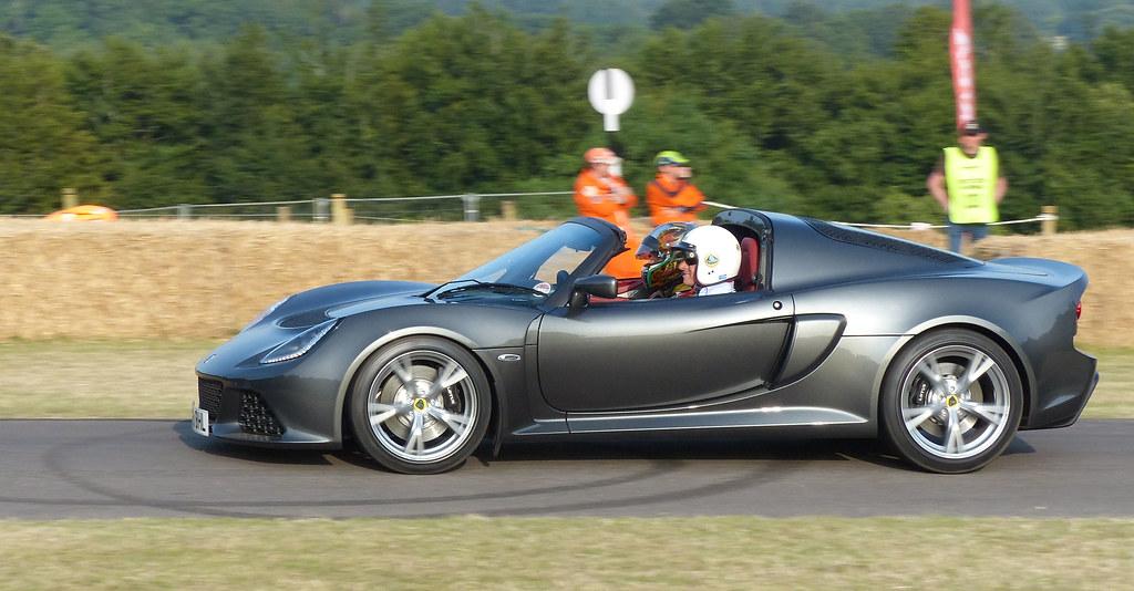 Lotus Exige S Roadster Grey 2013 L Stkone Flickr