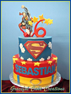 Superman Birthday Cake Asda
