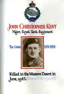 Kent, John Christopher (1916-1942) | by sherborneschoolarchives