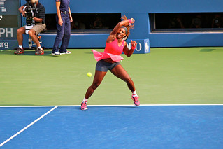 Serena Williams at the US Open 2013 | by Boss Tweed