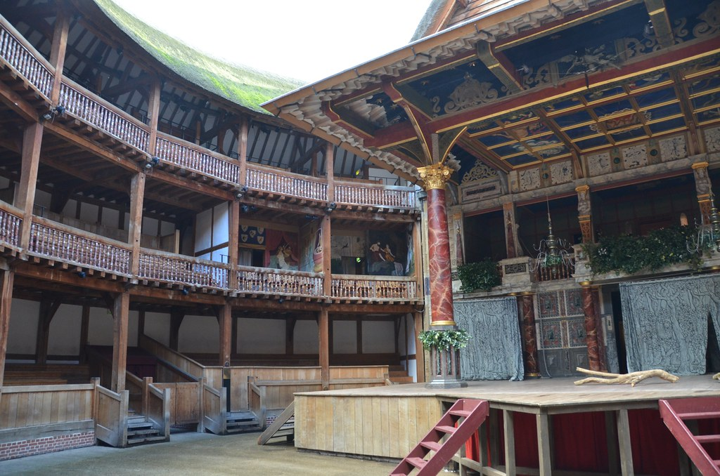 globe theater reaserch paper