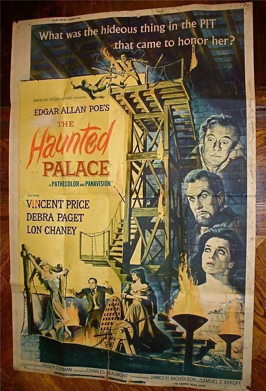 hauntedpalace_poster