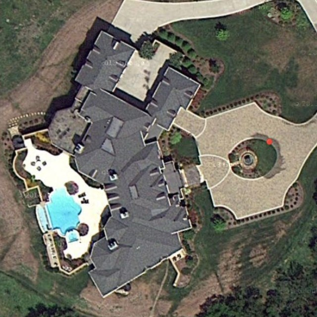 Look! I Found Dave Ramsey's House. It's Right Next To LeAn