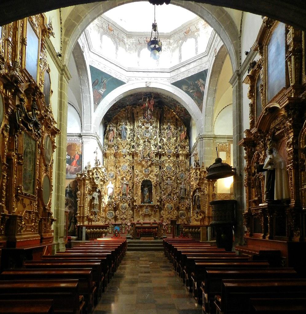 San Jose Metro >> Templo del convento de San Felipe y Santiago, Azcapotzalco… | Flickr