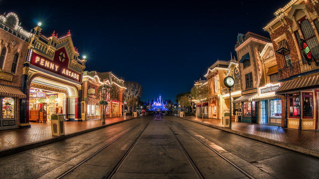 The Strike Of Midnight This Is What Main Street Looks