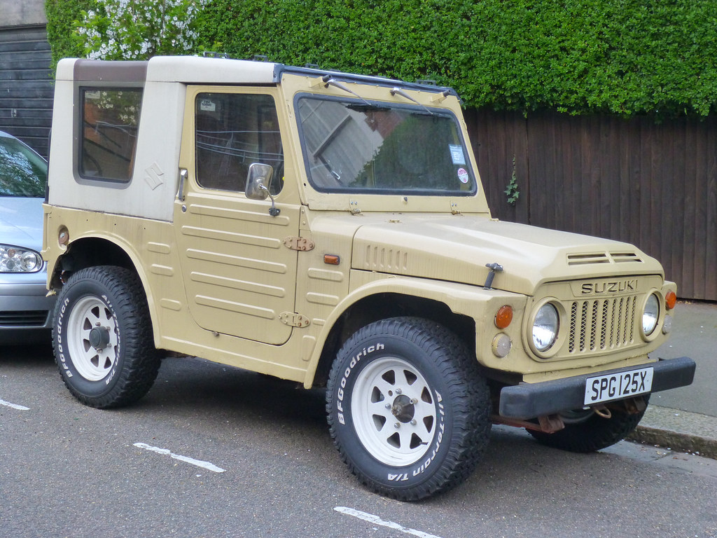 1982 suzuki jimny lj20 first gen according to wiki. Black Bedroom Furniture Sets. Home Design Ideas
