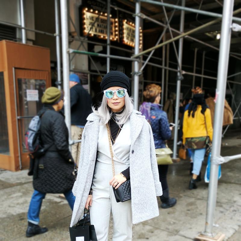 beanie-gray-coat-jumpsuit-white-hair-14