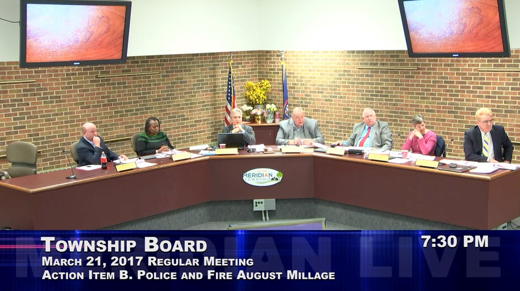 Township Board Approves Resolution To Place Police and Fire Millage On Ballot