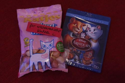 "Yoghurt-Gums (von Katjes) zum Walt Disney Klassiker ""AristoCats"""