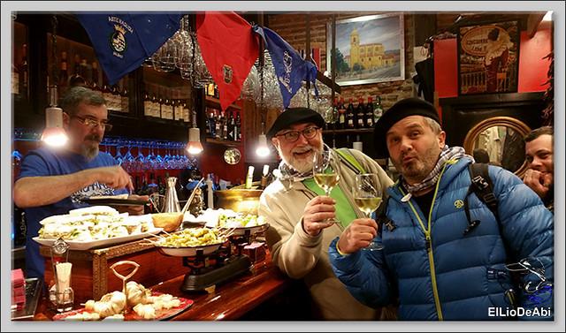 Gimkana Gastronómica por Bilbao 16