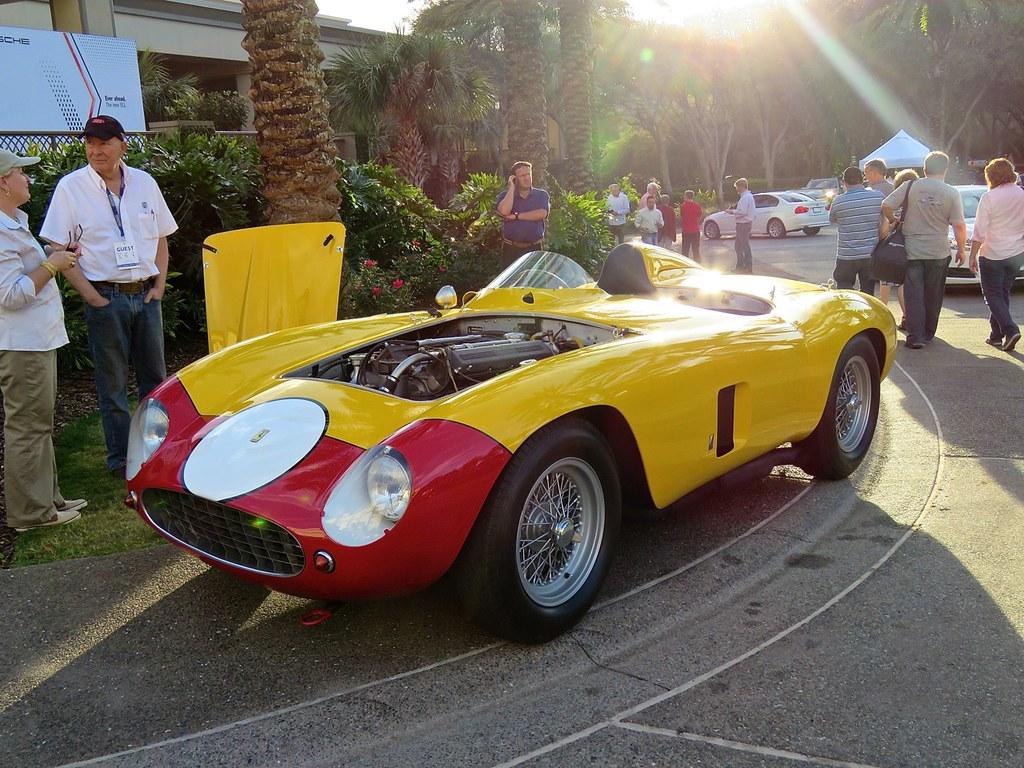 1955 Ferrari 750 Monza 1