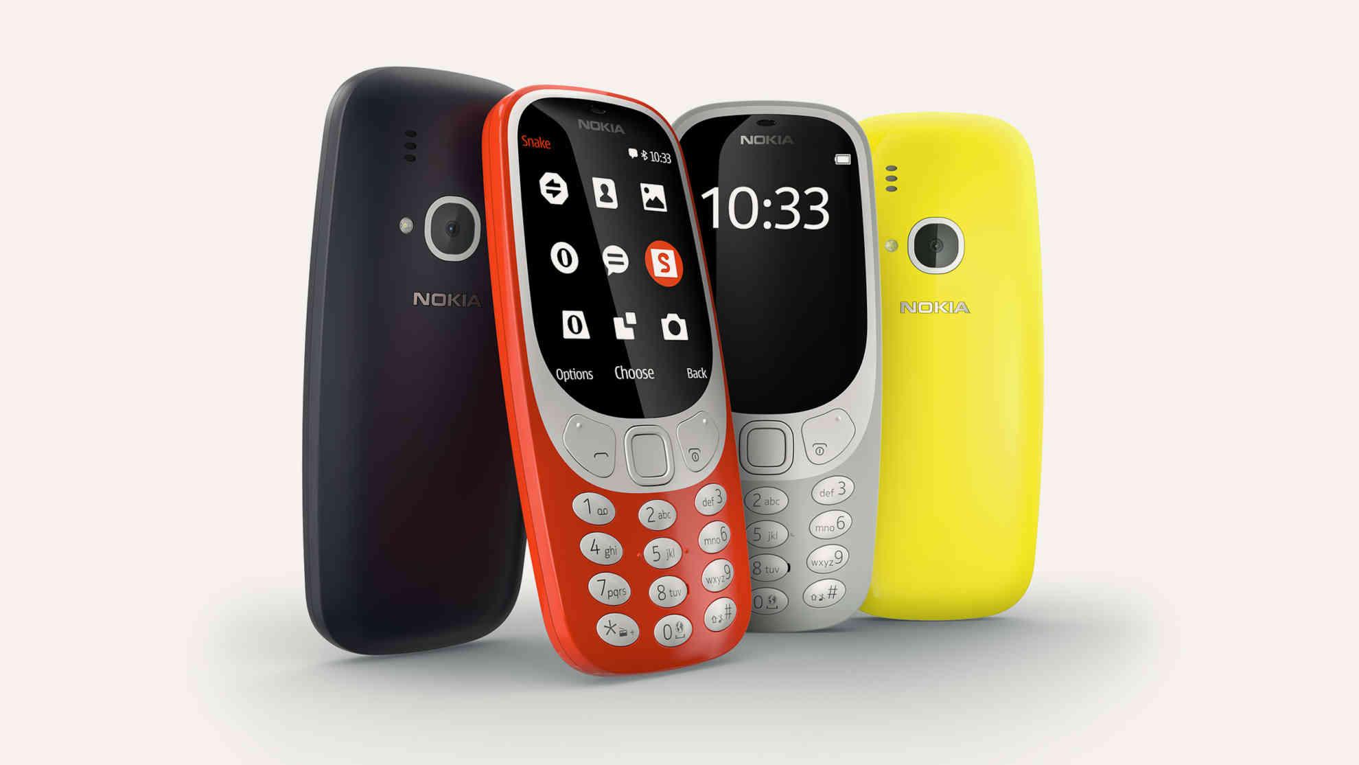 telefonul nokia 3310
