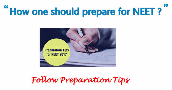 NEET Preparation Tips and Study plan