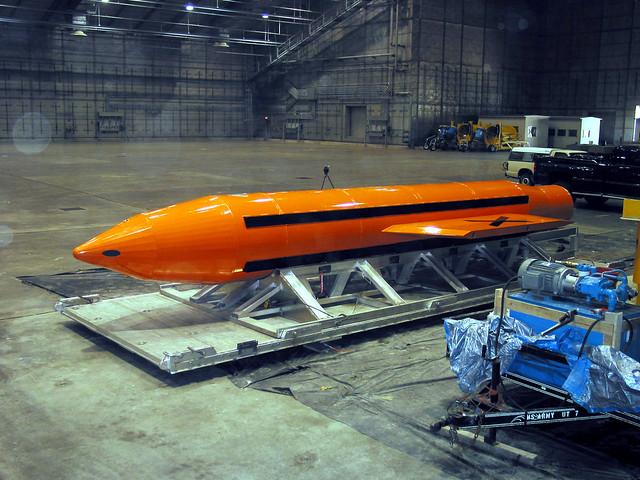 USA-AFGHANISTAN/BOMB