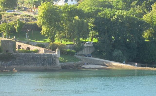 Castle San Filipe, Slipway