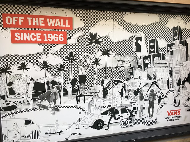 Vans - Off The Wall