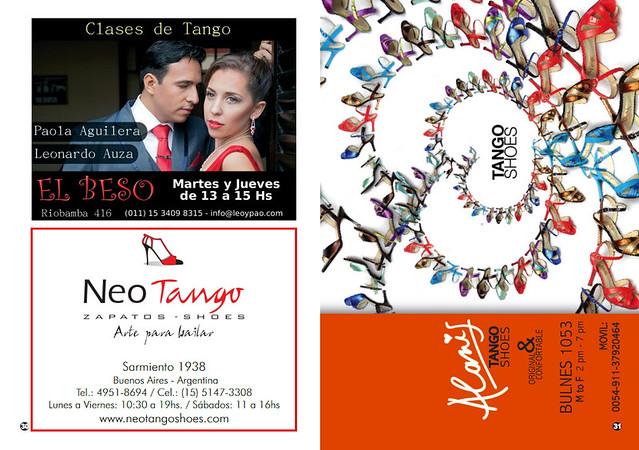 Revista Punto Tango 125 de Marzo 2017 - 16