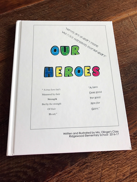 Our Heroes Book