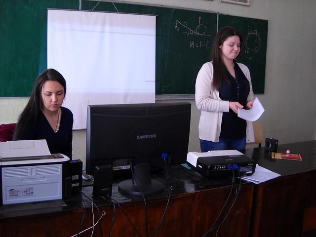 Центр молоді про Чорнобиль