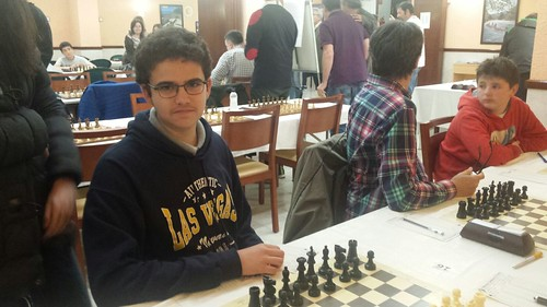 20170430 Salou Chess Festival - Ronda 3