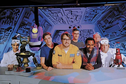 Mystery Science Theater 300