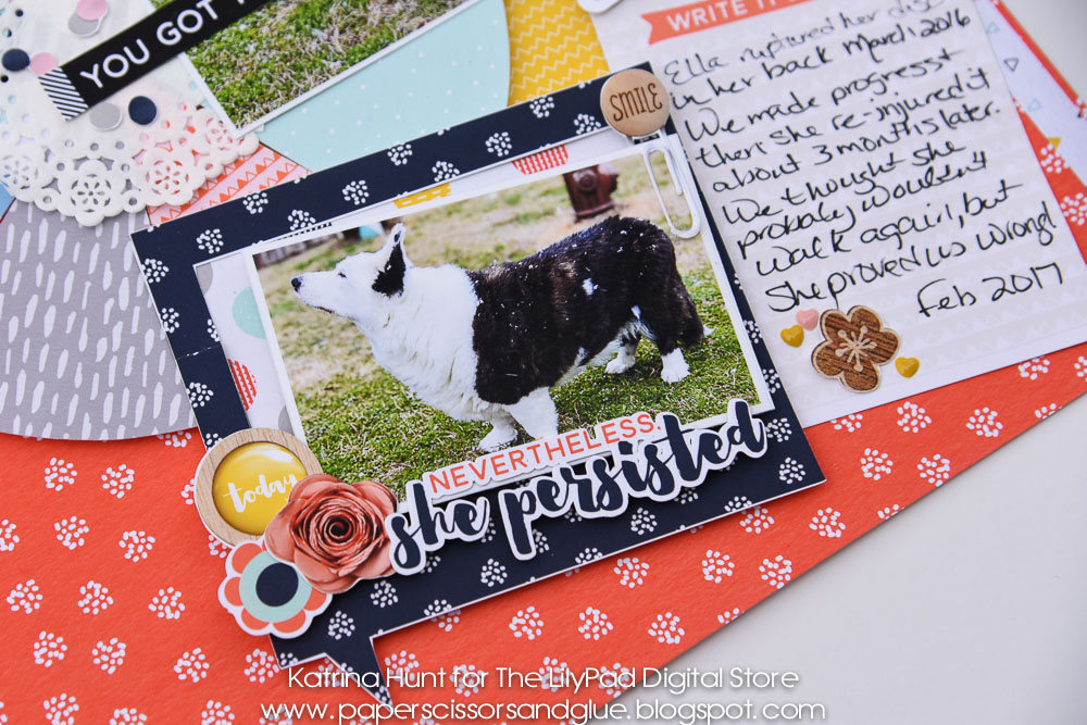 Nevertheless_She_Hybrid_Scrapbook_Layout_The_Lilypad_Mommyish_Katrina_Hunt_1000Signed-3