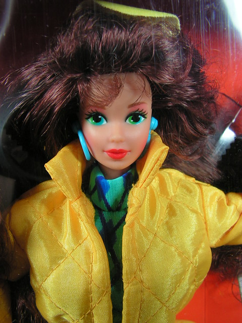 1991 Barbie United Colors Of Benetton Shopping Teresa 4880 (1)