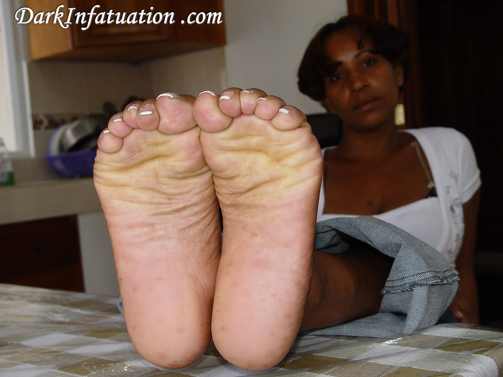 Dark infatuation soles