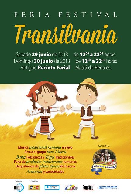 Festivalul Transilvania 29-30 iunie 2013