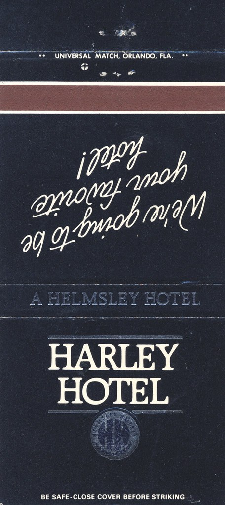 Harley Hotel - Lansing, Michigan