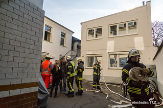 Tödlicher Küchenbrand Biebrich 30.03.17