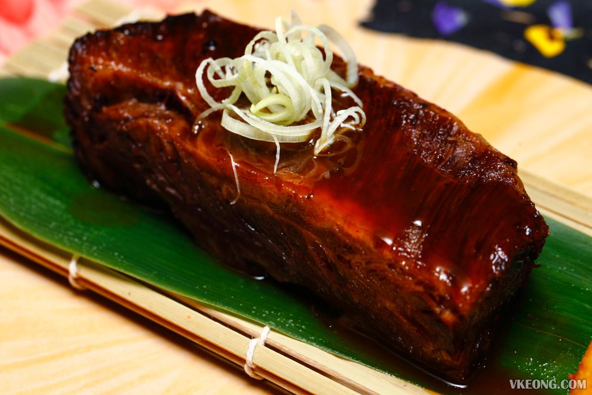 Tatsu Slow Cooked Short Ribs