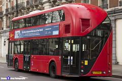 Wrightbus NRM NBFL - LTZ 1042 - LT42 - Liverpool Street 11 - Go Ahead London - London 2017 - Steven Gray - IMG_9451