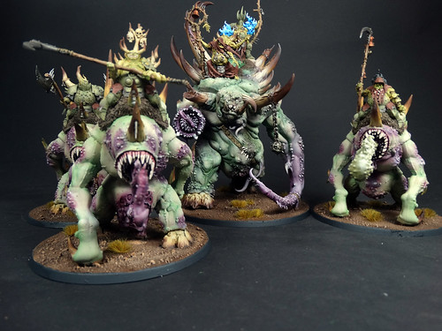 Age of Sigmar - Nurgle Rothbringers