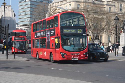 Arriva London HV113 LJ13FBF