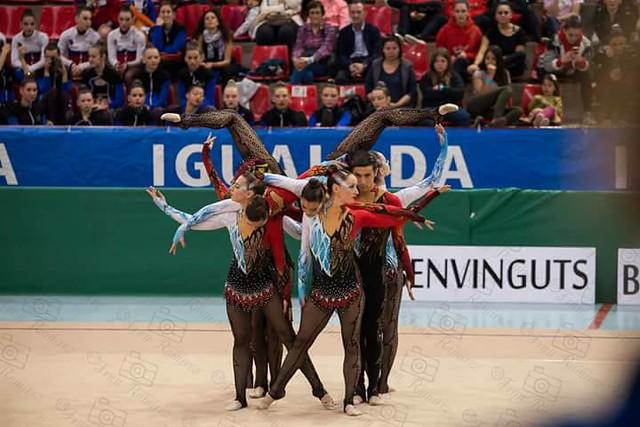 Campionat d'Espanya de GEG Igualada 2017