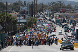 People's Climate March - Los Angeles | by peoplesclimatemarch