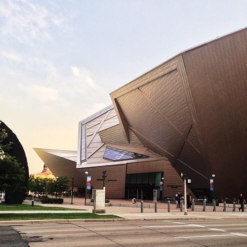 Denver Art Museum Expansion By Studio Libeskind (2006) #ar