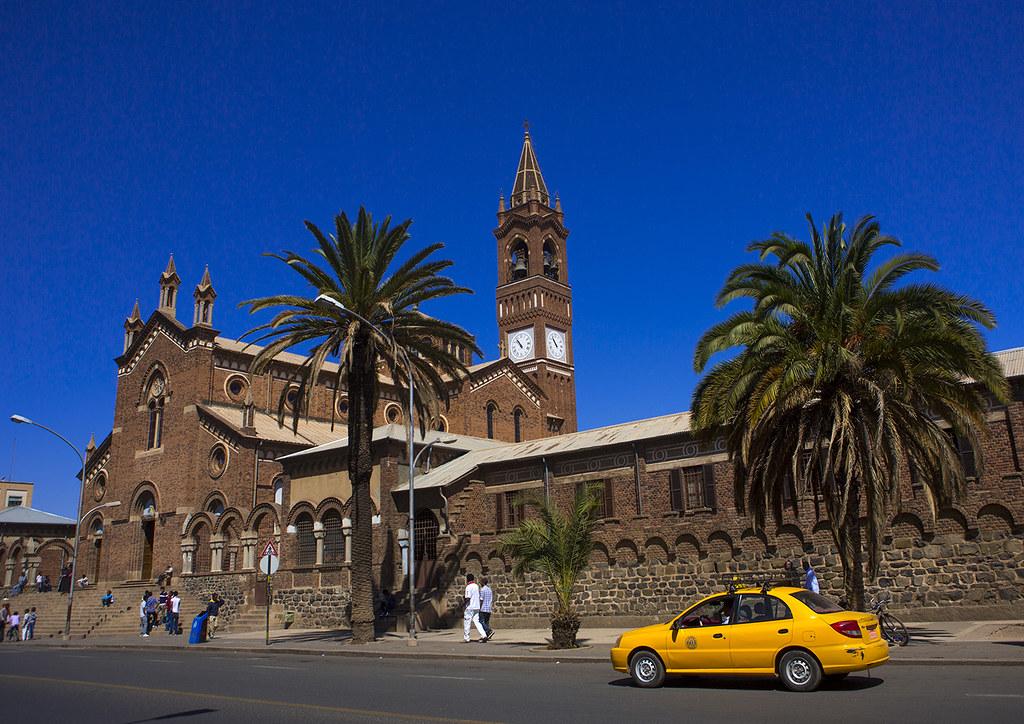 st joseph cathedral asmara eritrea eric lafforgue www flickr
