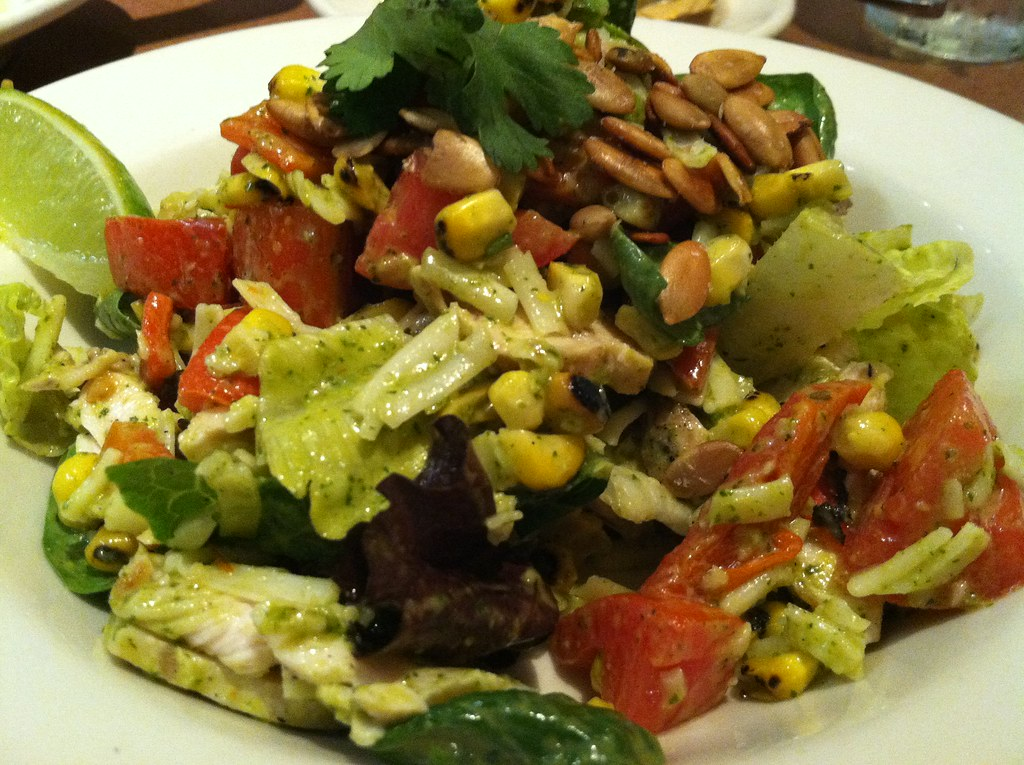 Cilantro Lime Chicken Salad - Nordstrom Cafe | Flickr - Photo Sharing!