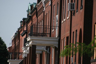 South St. Louis Red Brick Homes | by pasa47