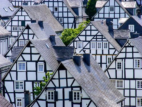 Freudenberg freudenberg im sauerland flickr for 3d fachwerk