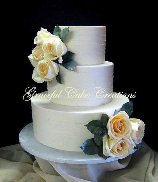 Antique Wedding Cakes